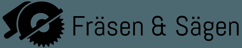 Fräsen Säge Test Logo