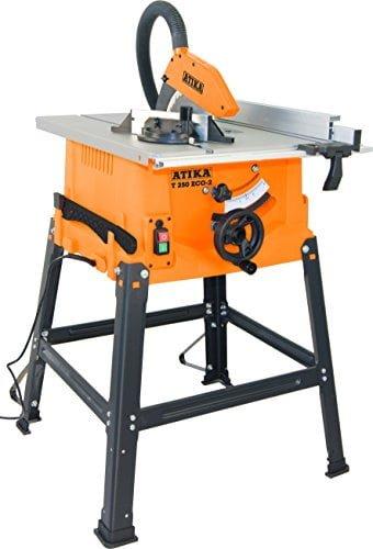 ATIKA Tischkreissäge Tischsäge Kreissäge Holzsäge T 250 ECO-2 ***NEU*** -