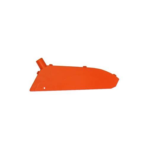 ATIKA Ersatzteil | Schutzhaube Sägeblattschutz Orange für Tischkreissäge HT 315
