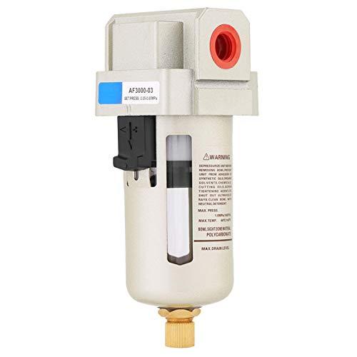 Feuchtigkeitsfilter - 1 Stk. AF3000-03 G3/8 '' Druckluftkompressor Inline-Feuchtigkeitsfilter