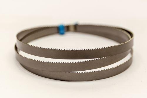 5er Pack M42 HSS Bimetall Sägeband 1440 x 13 x 0,65 mm mit 8/12 ZpZ, Bandsägeblatt