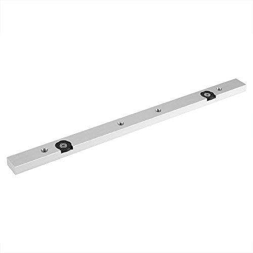 Universal Führungs und Anschlagschiene Führungsschiene Paar Aluminiumlegierung Gehrungsstange Slider Table...