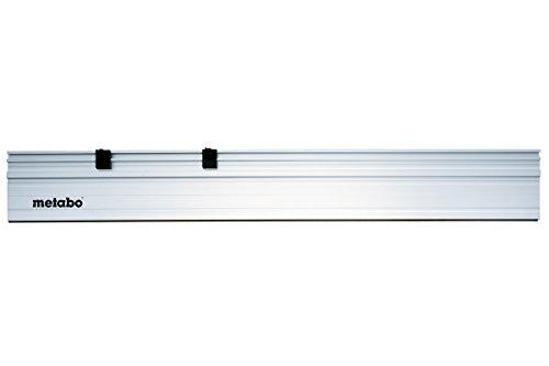 Metabo 631213000 Führungsschiene 1500 MM | eloxiertes Aluminium-Profil | Anti-Rutschbelag für sichere...
