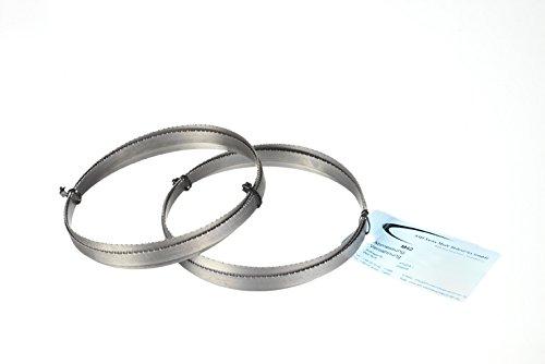 2er SET Sägeband Bi-Metall M 42 Abmessung 1440x13x0,65 mm 14 ZpZ z.B. für FEMI NG 120 XL, Berg & Schmid TBS...