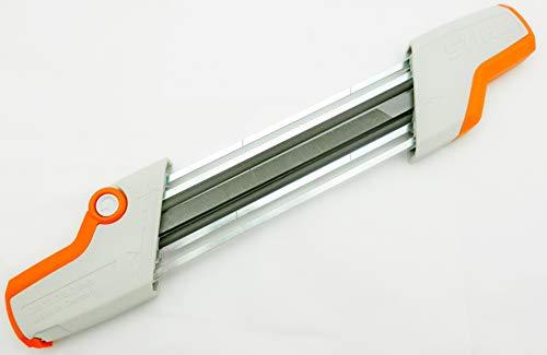 Stihl 2-in-1 3/8' Feilenhalter, orange