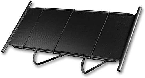 well2wellness® Pool Solarheizung Solarmatte mit 0,6 x 1,5 m (= 0,9 m²) mit Gestell für Solarpanele und Anschluss-Set