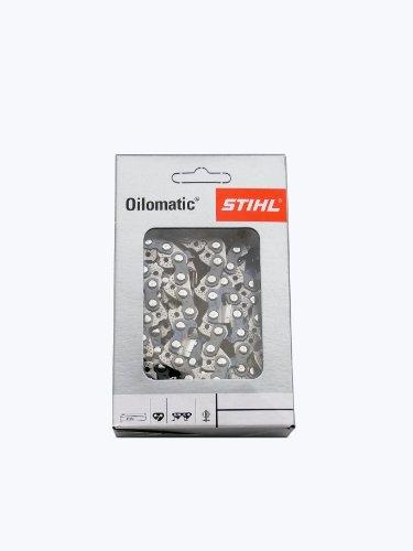 Stihl 36210000072 Sägekette 36 RS (Vollmeißel) 3/8' 1,6 72 Glieder, 1 W, 1 V