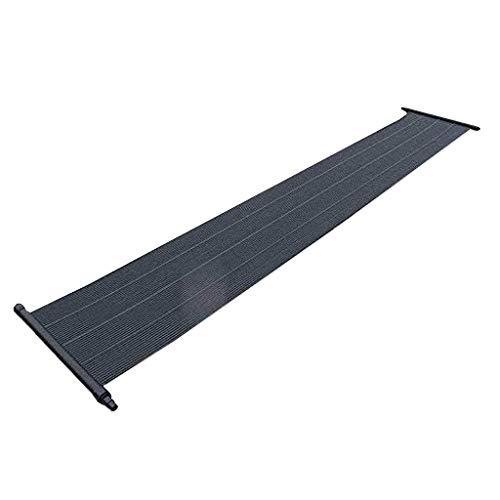 well2wellness® Pool Solarheizung Solarmatte mit 0,6 x 3 m (= 1,8 m²) für Pools bis 15m³