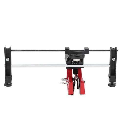 xiji Kettensägen-Kettenschärfgerät, Manueller Kettenschärfgerät Metallstangenmontage für Kettensäge für Säge
