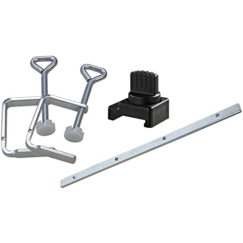 scheppach Zubehör Set Paket I - 4tlg. für Tauchsäge / Handkreissäge PL55 / PL75 Rückschlagsicherung, Schraubzwingen, Schienenverbinder