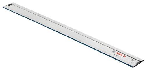 Bosch Professional Führungsschiene FSN 1600 (1.600 mm Länge, kompatibel mit Bosch Professional GKS Kreissägen G-Modellen, GKT Tauchsägen, bestimmten GST Stichsägen + GOF Fräsen mit Adapter, im Karton)