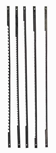 Original Einhell Dekupiersägeblatt-Set (passend für Dekupiersägen, 127 mm lang, 25 mm breit, 1x 10 Z, 1x 15...