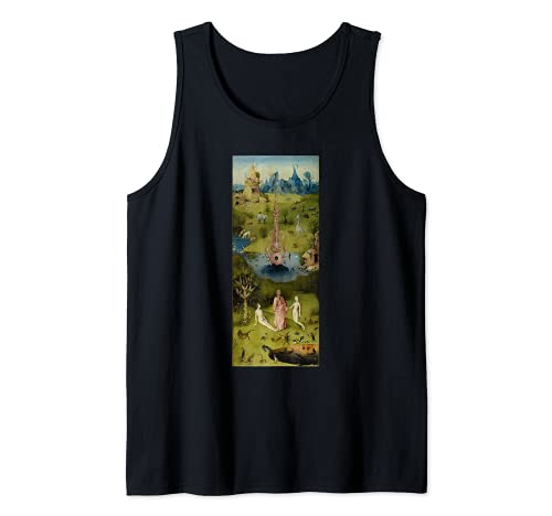 Der Garten der irdischen Freuden Hieronymus Bosch Tank Top