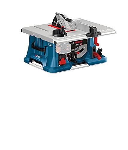 Bosch Professional BITURBO Akku-Tischkreissäge GTS 18V-216 (216 mm Sägeblatt-Ø, ohne Akkus und Ladegerät, im Karton)