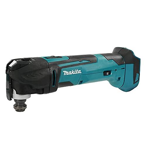 Makita Akku-Multifunktion Werkzeug (ohne Akku/Ladegerät, 390 W, 18 V) DTM51Z