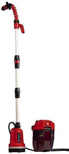 Einhell Akku-Tauchdruck/Regenfasspumpe GE-PP 18 RB Li - Solo PXC(Lithium-Ionen, Förderdruck max. 2bar; max. 3.000 l/Std., flexible Batteriebox, ohne Akku und Ladegerät)