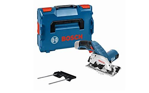 Bosch Professional 12V System Akku Kreissäge GKS 12V-26 (Sägeblatt-Ø: 85 mm, ohne Akkus und Ladegerät, in...