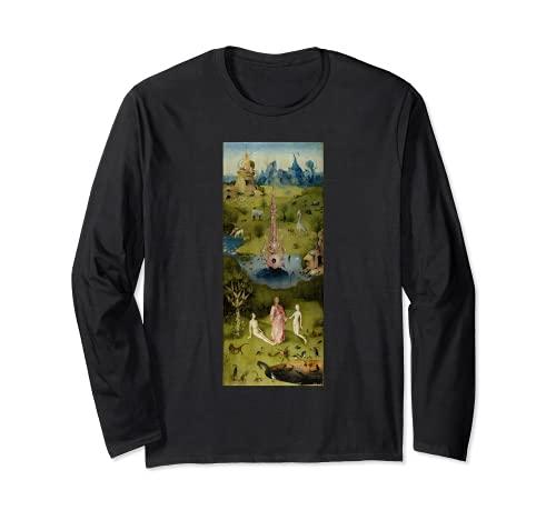 Der Garten der irdischen Freuden Hieronymus Bosch Langarmshirt
