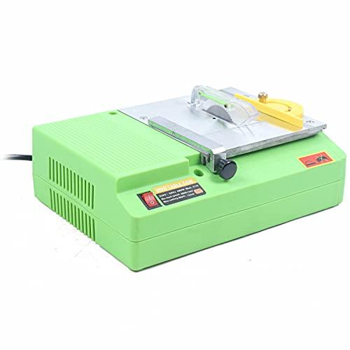 480W Dekupiersäge Mini Tischkreissäge 8800 U/min Kleine Carving Machine Tragbare Tischsägen Holzbearbeitung...