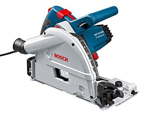bosch 0615990EA8 Tauchsäge GKT 55 GCE in L-BOXX 2 1600 1 x VEL in FSN-Tasche