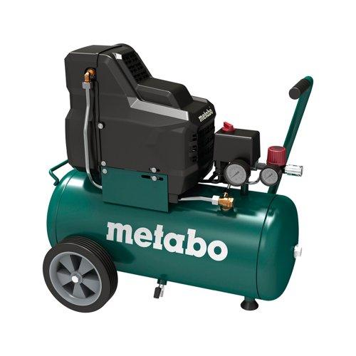 Metabo Kompressor Basic Basic 250-24 W OF (601532000) Karton, Ansaugleistung: 220 l/min, Füllleistung: 120...