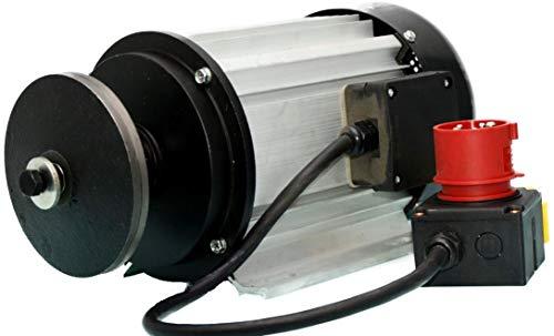 Elektromotor 400 V 4500 Watt für Wippkreissäge Kreissäge Wippsäge E-Motor 4,5 KW KOA7 B3
