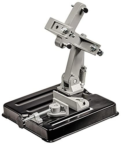 Einhell Trennständer TS 230/1 (für Winkelschleifer mit Trennscheiben mit Ø 230 mm, einstellbare Werkstück-Spannvorrichtung u.a. für Winkelschnitte, Grundplatte aus Stahlblech)