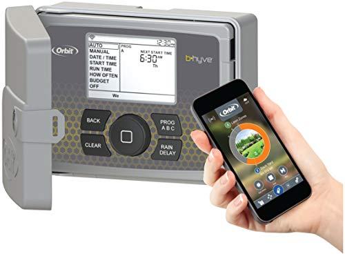 Orbit 94546 – 6 Station B-Hyve™ Smart WiFi Beregnungscomputer