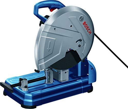 Bosch Professional Metalltrennsäge GCO 14-24 J (2.400 Watt, Leerlaufdrehzahl 3.800 min-1, im Karton)
