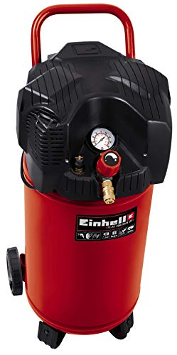 Einhell Kompressor TH-AC 200/30 OF (1.100W, 200 l/min Ansaugleistung, 30l-Tank, max. 8bar Betriebsdruck,...