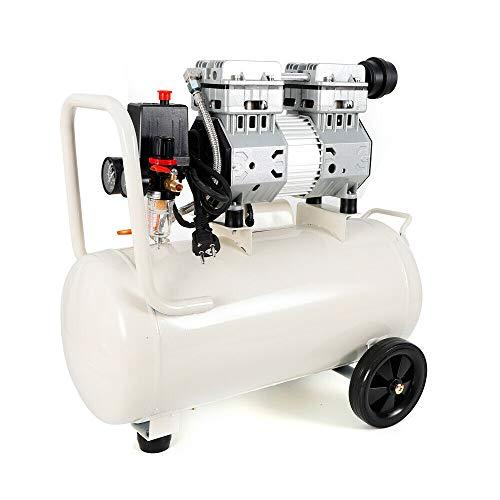 35L Flüsterkompressor Ölfrei Luftkompressor 70l/min Druckluftkompressor Oil Free Air Compressor 220V NEU