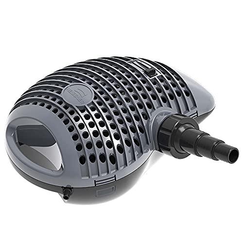 Heissner Aqua Craft ECO Filter- und Bachlaufpumpe 10000 l/h, 95W