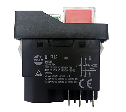 ATIKA Ersatzteil | Schalter für Tischkreissäge T 250 N-3