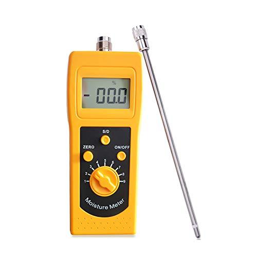 Refaa Bodenfeuchtemessgerät Feuchtigkeits-Sand-Bodenfeuchtigkeitsprüfgerät mit 23,6-Zoll-Sonden-Feuchtigkeitsmessgerät