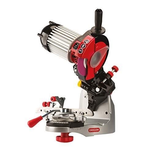 Oregon Professional 230 Volt Sägeketten-Schleifmaschine, Universeller Sägekettenschärfer, für Alle...