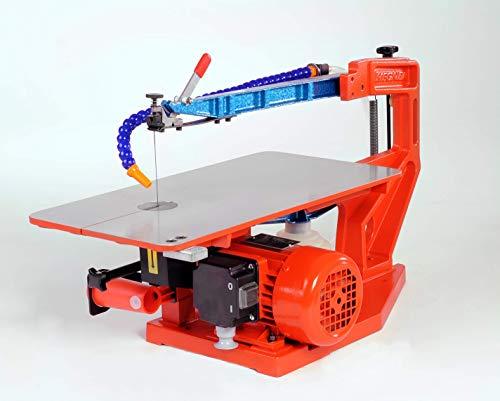 Hegner Dekupiersäge Multicut 2S (Säge elektrisch; ohne Drehzahlregelung; Durchgang: 46 cm; Höhe 6,5 cm)...