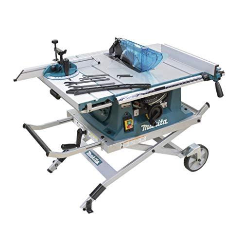 Makita MLT100NX1 Tischkreissäge 260 mm mit Untergestell