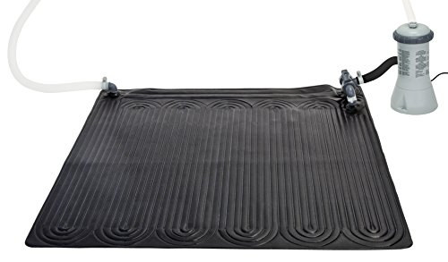 Marimex Intex Solar-Pool-Heizmatte Slim Flexi - Ekosun, schwarz, 120x0,5x120 cm, 28685
