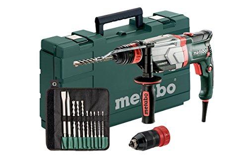 Metabo Multihammer UHEV 2860-2 Quick Set Extrem robust für harten Dauereinsatz- inkl....