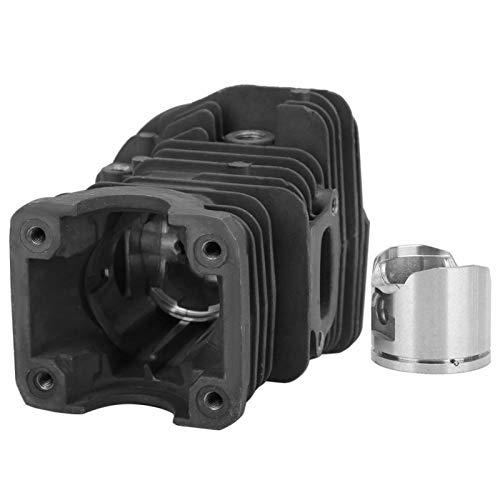 Motorzylinder ersetzt, Zylinderkolbenbaugruppe mit hoher Härte, kompakter Struktur, plattierter Zylinderkolbensatz für Kettensäge