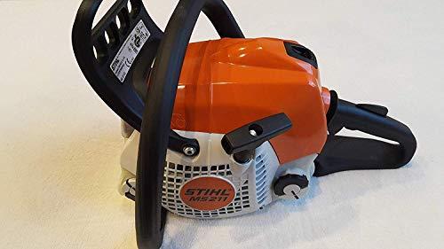 Stihl Kettensäge / Motorsäge MS 211 PM 3 mit 35cm Schnittlänge + 1.3mm Kette für handliche Arbeiten mit...