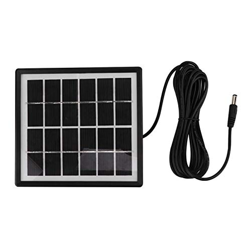 Solar Teichbelüfter, Teichbelüfter Solarbetriebene Luftpumpe, 6V 1,5W Solarpanel für Aquarienaquarien