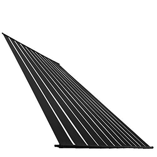 Solar4pool Poolheizung solarmatte | Solar heizung | Pool solarheizung | Schwimmbadheizung | Sonnenkollektor | EPDM Rubber (24m2=4.00x6.00)
