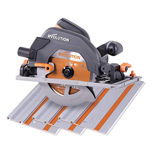 Evolution Power Tools 027-0003 Evolution Power Tools-R185CCSX Mehrzweck-Kreissäge kompatibel mit...
