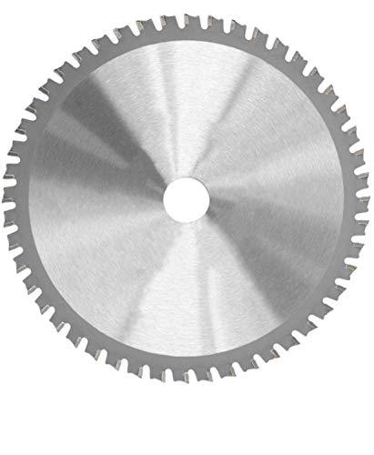 Corintian Kreissägeblatt für Metall 190 mm - Sägeblatt zum Sägen von Stahl, Baustahl, Aluminium,...