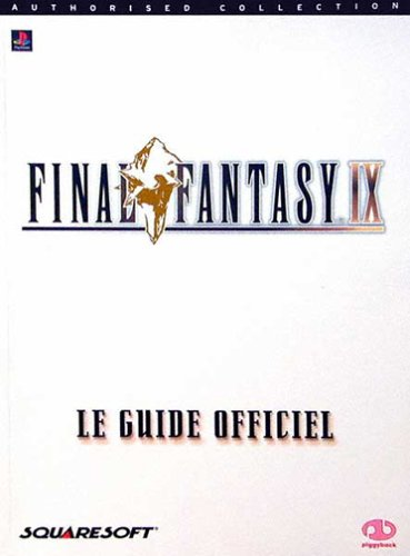 Final Fantasy 9 Führungsschienen