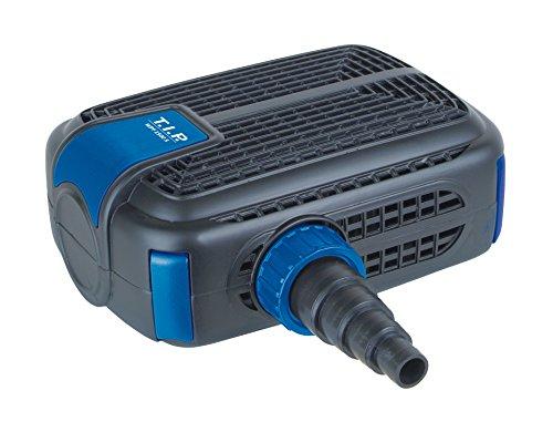 T.I.P. Multifunktions-Teichpumpe Wasserspiel Filter Bachlauf WPF 1500 S, bis 1.500 l/h Fördermenge