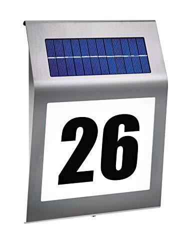 esotec Solar Hausnummernleuchte 'Style' 102031
