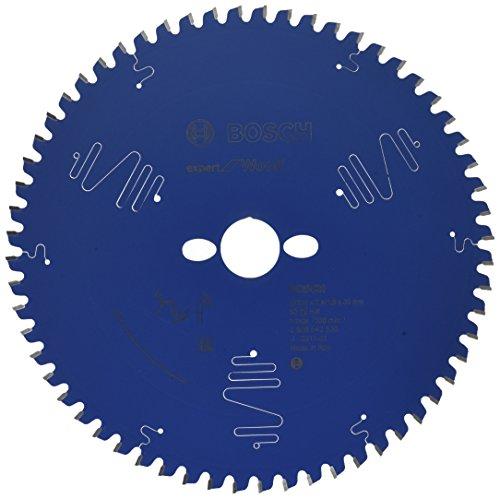 Bosch Professional Kreissägeblatt Expert für Wood (für Holz, 254 x 30 x 2,4 mm, 60 Zähne, Zubehör...