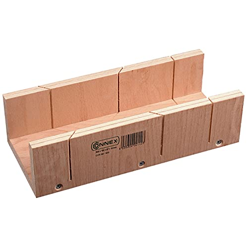 Connex Schneidlade 240 x 60 x 82 mm Mehrschicht-Holz, COX821250